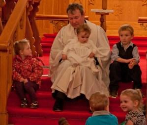 Elliot Baptism